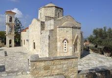Lysos教会 库存照片