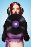 Lyssna till sinnesrörelser Royaltyfria Foton