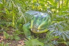 Lystrosaurus royalty-vrije stock foto