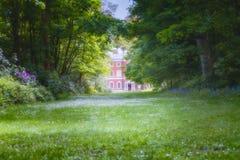 Lytham Hall Arkivbilder