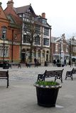 Lytham Town Centre Stock Photos
