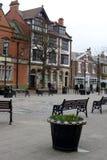 Lytham Town Centre Stock Photos