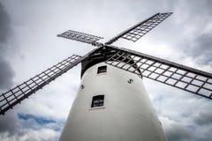Lytham Windmill Royalty Free Stock Photo