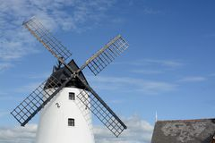 Lytham Windmill Royalty Free Stock Image