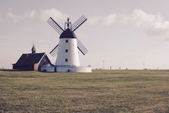 Lytham Windmill Royalty Free Stock Images