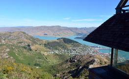 Lyttelton Christchurch - New Zealand Stock Image