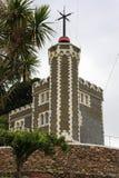 Lyttelton Harbour Time Ball Tower Royalty Free Stock Photos