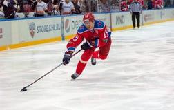 Lyubimov Roman (13) in action Stock Image
