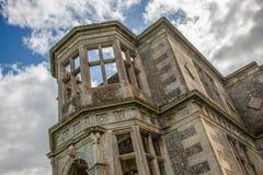 Lyveden Bield Nowy okno Zdjęcie Royalty Free