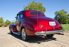 Lyx- Chevrolet sakkunnig 1940 Arkivbild