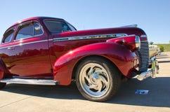 Lyx- Chevrolet sakkunnig 1940 Arkivfoto