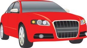 lyx för bilfamiljtysk Arkivbilder