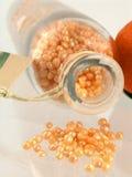 lyx för kaviar för badhuvuddelomsorg arkivfoton
