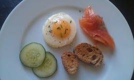 Lyx- frukost Royaltyfri Fotografi