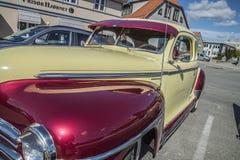 Lyx- Plymouth sakkunnig 1948 Royaltyfria Bilder