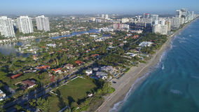 Lyx returnerar i södra Florida Royaltyfri Bild