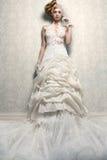 Lyxdrömklänning Royaltyfri Foto