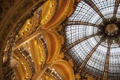 Lyxig atmosfär för att shoppa Royaltyfria Foton