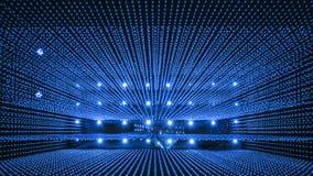 Lyxig bakgrund för ljuskronaljusmodell Royaltyfri Bild