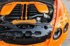Lyxig bil för motor bil fotografering för bildbyråer