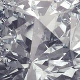 Lyxig crystal bakgrund Arkivbild