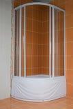 lyxig dusch Royaltyfri Foto