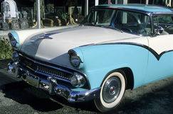 lyxig gammal tidmätare för bil Royaltyfri Fotografi