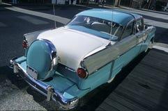 lyxig gammal tidmätare för bil Royaltyfri Foto