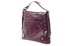 lyxig handväska för påsehand arkivfoto