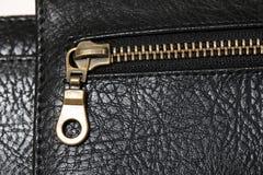 lyxig handväskaplånbok för damtoalett royaltyfria bilder