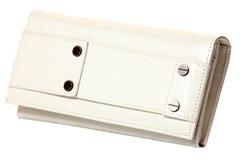lyxig handväskaplånbok för damtoalett arkivfoton