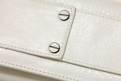 lyxig handväskaplånbok för damtoalett arkivfoto