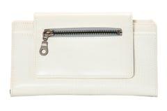 lyxig handväskaplånbok för damtoalett fotografering för bildbyråer