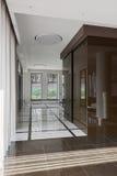 Lyxig korridorinre Royaltyfri Bild