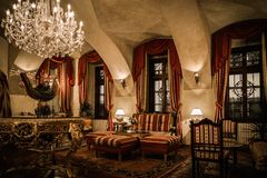 Lyxig lägenhet Royaltyfria Bilder