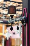 Lyxig lampa Arkivfoton