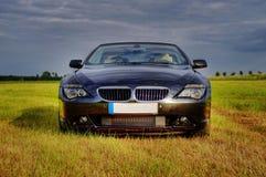 lyxig lantlig plats för cabriolet Royaltyfri Fotografi