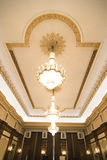 lyxig lokal för tak royaltyfri bild