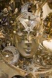 lyxig maskering venice Royaltyfri Foto