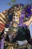lyxig maskering venice Royaltyfria Foton
