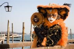 lyxig maskering venice Fotografering för Bildbyråer