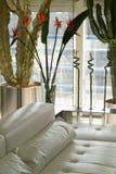 lyxig penthouse Royaltyfri Fotografi