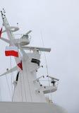 lyxig ship för kryssningdetaljer Royaltyfri Bild