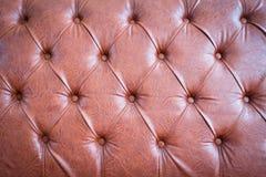 Lyxig soffa Royaltyfri Fotografi