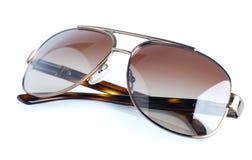 lyxig solglasögon Arkivfoton