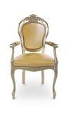 lyxig stol Arkivfoto