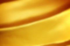 Lyxig suddighet för abstrakt guld- bakgrund Royaltyfri Fotografi