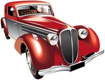 lyxig tappning för bil Fotografering för Bildbyråer