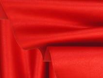 Lyxig torkduk för abstrakt bakgrund eller vätskekrabba veck för våg eller av Fotografering för Bildbyråer