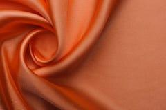 Lyxig torkduk för abstrakt bakgrund eller vätskekrabba veck för våg eller av Royaltyfria Bilder